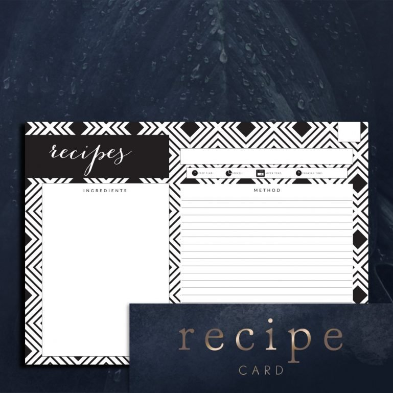 Pocketsfullottime recipe card